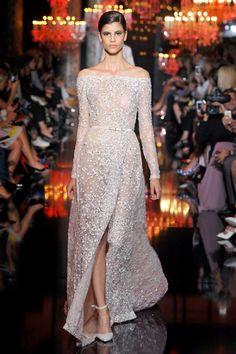 Elie Saab - Parigi - Haute Couture Autunno Inverno 2014/2015 - Sfilate - MarieClaire