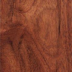 Handscraped Teak Amber Acacia 3/8 in. T x 4-3/4 in. W x 47-1/4 in. L Click Lock Hardwood Flooring (24.94 sq. ft. / case)
