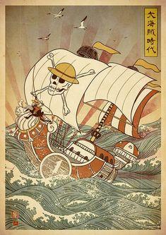 I Create Ukiyo-E Art Posters With Famous Video Game Characters | Bored Panda