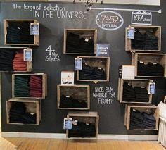 Recent Project: Shopgirls' Fall Displays   recreative works blog
