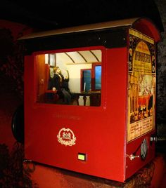 ORIENT EXPRESS rides in Holland yet every day .-  Story's - Fantasiorama - Art of Engineering