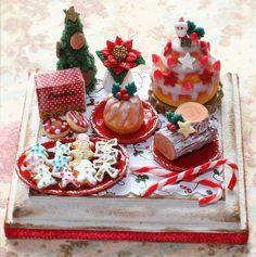 Miniature Christmas sweets | Flickr: Intercambio de fotos