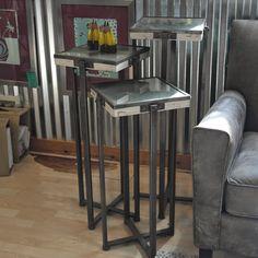 Marshall Table Trio #furniture #bydesign #interiordesign #homedecor