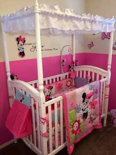 Disney Baby's Minnie Mouse Nursery