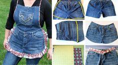 Todas as pessoas possuem vários pares de jeans, eles fazem parte do nosso dia-a-dia, são confortáveis e combinam com tudo. Já mostrei ideias de customizar
