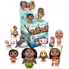 Disney Funko Mystery Mini Moana Series (◕ᴥ◕) Kawaii Panda - Making Life Cuter