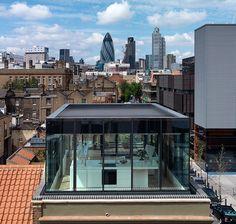 Turner Street | Threefold Architects | London