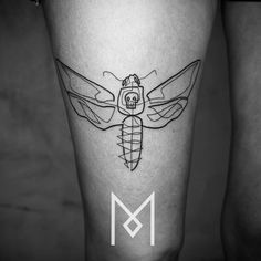 """German-Iranian tattoo artist Mo Ganji wants to create simple images with a strong impact. Born in Iran but based out of Berlin, Ganji believes that it's easier to """"add and add"""" than to use limited tools to create something basic. This philosophy results in tattoos that appear to be just one line, and may also …"""
