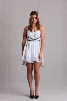 Backless Roman Dress.  I want this!!!! would be a great brides maids dress