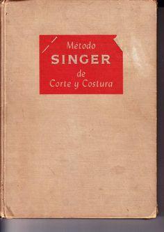 Metodo singer de corte y costura 1959