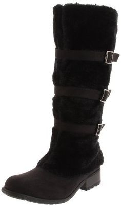 Clothing, Shoes & Accessories Generous Harvey Davidson Mollie Black Leather Studded Riding Knee High Boots Uk 4 Eu 37 Boots