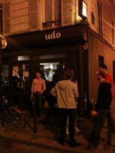 Udo Bar in Paris, Île-de-France