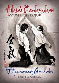 Afbeeldingsresultaat voor aikido vereniging poster