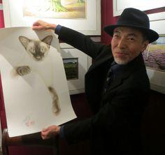 Opening bij Staphorsius met Yukio Takahashi