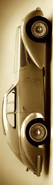 Alfa Romeo 8C 2900B - 1938
