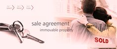An Articles about Agreement for sale of Immovable Property