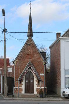Kapel Strichtstraat