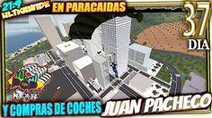 POP LIFE 4 Arma 3 #37 EN PARACAIDAS Y COMPRAS DE COCHES Gameplay Español...
