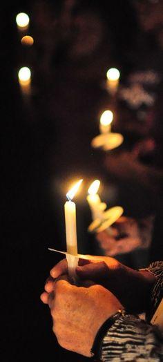Domestic Violence Awareness Month Inter-Faith Vigil