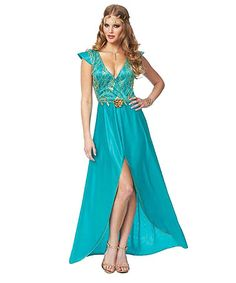 This Blue Medieval Lady Costume - Women is perfect! #zulilyfinds