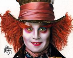 Mad Hatter - Alice in Wonderland