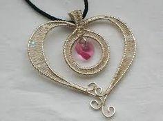 handmade wirework jewellery - Google Search