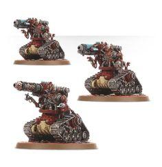 Adeptus Mechanicus Kataphron Battle Servitors - Destroyers