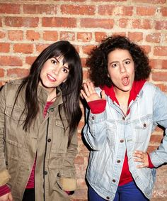 11 Broad City GIFs because these women understand everything