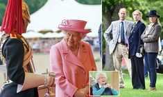 Green Cardigan, Green Shirt, Queen Watch, Lady Louise Windsor, Navy Hats, Queen Pictures, Casa Real, Pose For The Camera, Royal Life