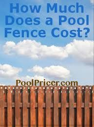 Image result for fences for inground pools