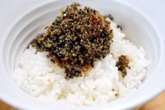 akita tonburi とんぶりご飯