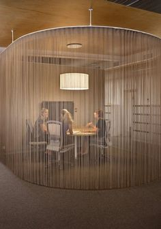 Great conference room idea #meetingspace #design #moderndesign http://www.ironageoffice.com/