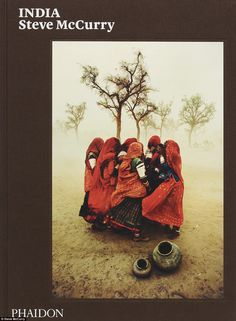 Printed in stunning resolution in a giant coffee table format, Steve McCurry: India, published by Phaidon on 26 October (£39.95) is the perfect way to escape to the captivating nation