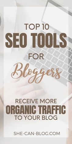 Search engine optimization (or SEO) can be quite challenging and complicated for bloggers. The good part is there are some great super awesome tools out there to make SEO a bit easier to understand and to implement on your website. In this post I listed my 10 favorite SEO that help me to drive more organic traffic to my blog, check them out, most of them are free! #bloggingforbeginners #seotips #blogtraffic