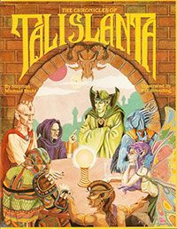 Talislanta:  A classic RPG and guides to the world of fantasy world of Talislanta released for free