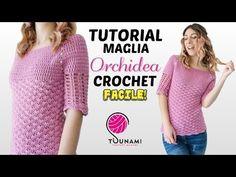 Tsunami, Crochet Patterns, Crochet Hats, Pullover, Sweaters, Handmade, Fashion, Crochet Batwing Tops, Tricot