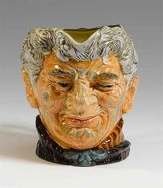 Royal Doulton Character Jug The Maori 1939  believed only five or six copies known to exist (version 1) (11.5Kq)