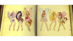 Winx Club (Movie ending) Les Winx, Fairy Oak, Bloom Winx Club, Old Comics, Vintage Cartoon, Magical Girl, Disney Love, My Childhood, Pixar