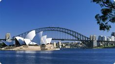 Freedom Destinations are the UK's number one choice for independent, tailor made holidays to Australia, New Zealand, Africa, Asia and America. South Wales, Australia Holidays, America And Canada, Sydney Harbour Bridge, New Zealand, Asia, Tours, Building, Travel