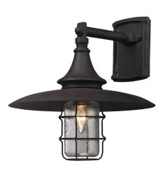 Buy the Troy Lighting Centennial Rust Direct. Shop for the Troy Lighting Centennial Rust Allegheny 1 Light Dark Sky Outdoor Wall Sconce and save. Entry Lighting, Barn Lighting, Farmhouse Lighting, Wall Sconce Lighting, Lighting Ideas, Studio Lighting, Industrial Lighting, Outdoor Wall Lantern, Outdoor Wall Sconce