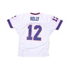 de2e95132 Jim Kelly White Jersey  19.99 This jersey belongs to Jim Kelly