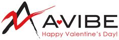 Happy Valentine's Day from your lovable Web Developers at A•VIBE!