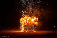 burningman - El hombre en llamas (EU)