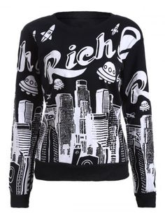 GET $50 NOW | Join RoseGal: Get YOUR $50 NOW!http://www.rosegal.com/sweatshirts-hoodies/letter-and-building-print-fleece-732605.html?seid=5328238rg732605