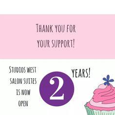 salon anniversary social media marketing #socialmedia