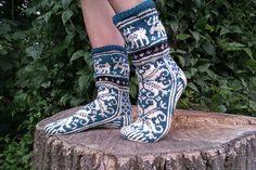 Ravelry: JackFrost's Hoilday inspired socks