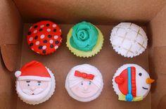 """Dulces Encantados """"Regalitos comestibles"""": Curso personalizado de Cupcakes de Lujo."""