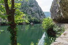 Matka-järvi, Makedonia