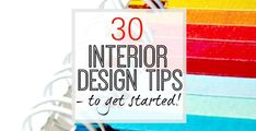 Interior design tips to make your home look amazing. Use these fantastic tips to get your home looking exactly as you want it to. Home styling tips & tricks
