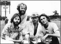 Carl Wilson, Al Jardane, Mike Love and Dennis Love Beach Boys